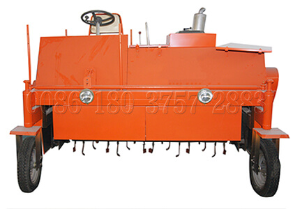 Self-propelled Compost Turner from ShunXin